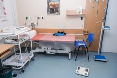 EKG a antropometrická vyšetření