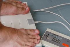 Hmotnost a bioimpedance